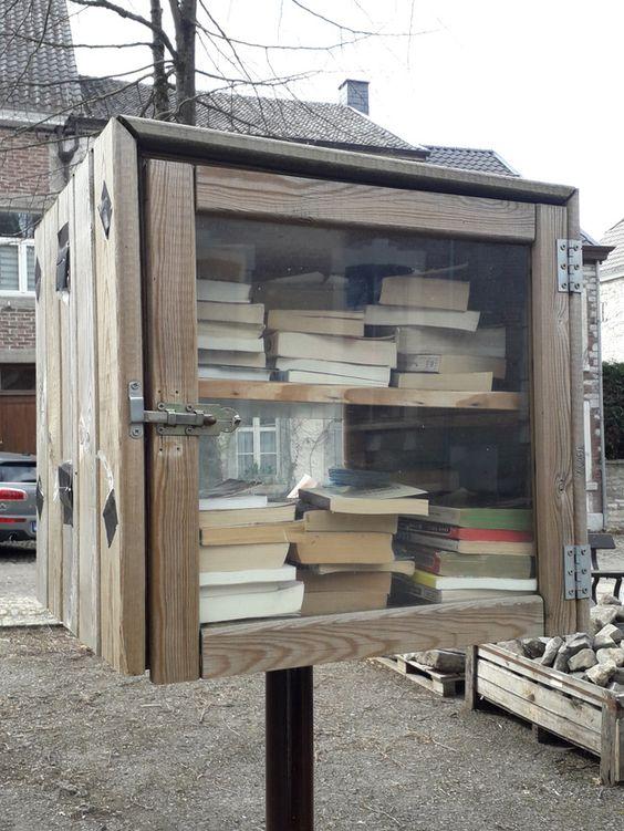 Boîte à livres Limbourg