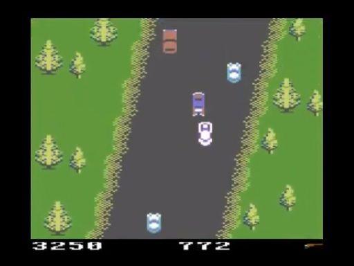 Spyhunter (C64)