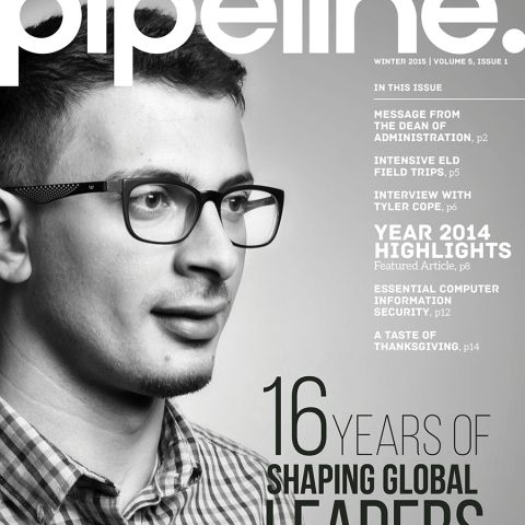 CALUMS Pipeline Winter 2015
