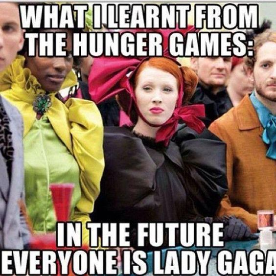 The Hunger Games Memes