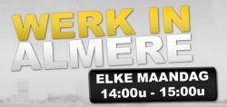 aankondiging Interview RTV Almere 17 juni 2013