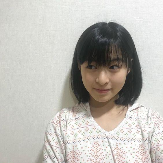 横目の森七菜ちゃん