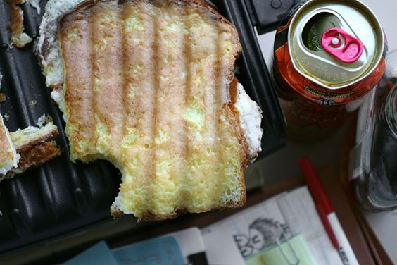 French Toast Sandwiches with Marmalade Recipe - CHOW