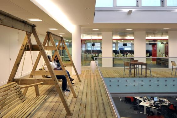Rackspace's New UK Home of Fanatical Support