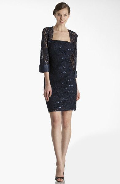 Js Collections Embellished Lace Dress Jacket @Lyst