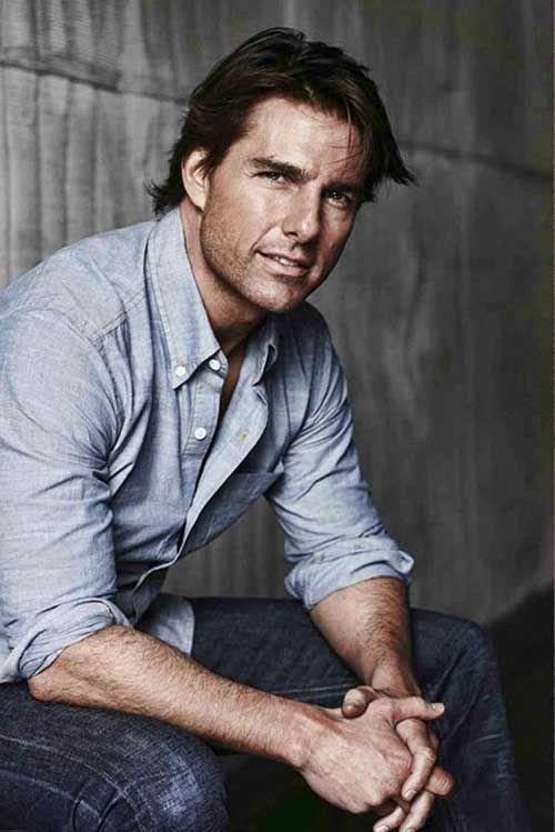Tom Cruise Beard Styles Tom Cruise Actors Cruise