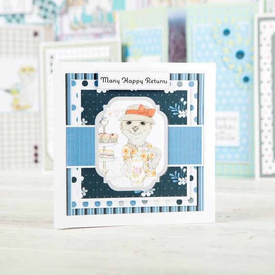 Get mad on Meerkats with the Meerkat Madness for Everyone DVD ROM! Perfect for cardmaking and other papercrafting, click 'Visit Site' above to browse now.