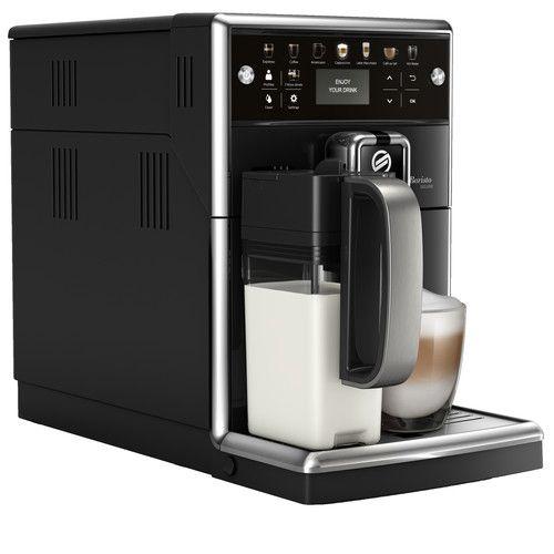 Ooit Misschien En Niet Noodzakelijk Deze Een Goeie Met Melkopschuimfunctie Die Makkelijk Schoon Te Houden Is Espressomachine Koffierecepten Gemalen Koffie