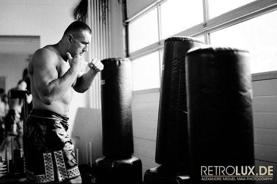 Jerome Le Banner K1 Fighter