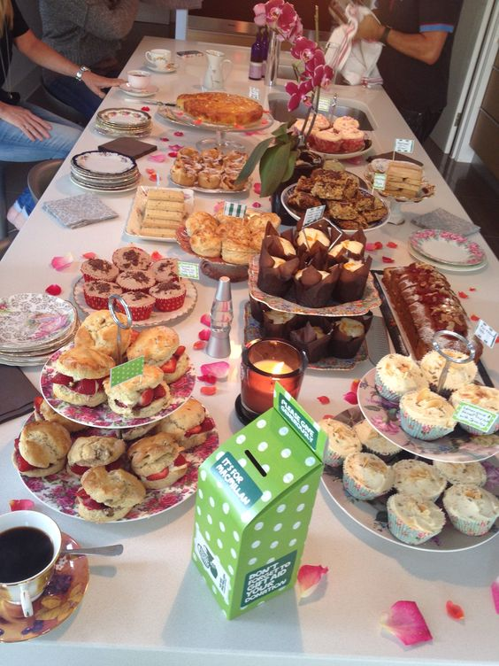 So excited to see all the wonderful cakes on the 30th! Feel free to join our wonderful team on the 30th of September to help raise money to defeat this illness! Together we can beat cancer.