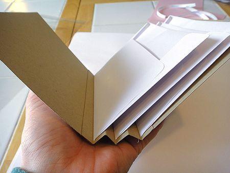 Envelope Accordion Mini Book Tutorial...