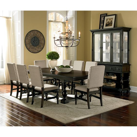 ashton dining room table value city furniture dining