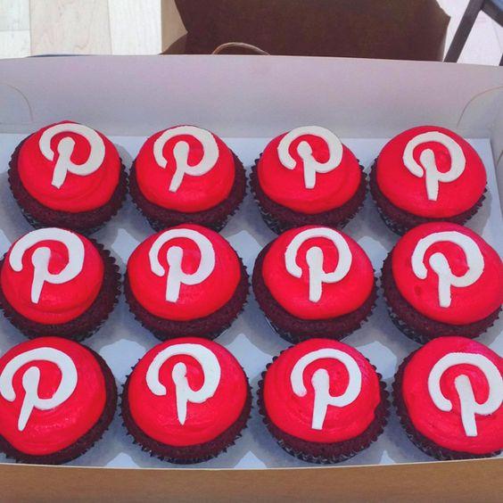 More Pinterest cupcakes #pinterest