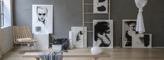 ArtByLove | Kunst av Anna Bülow // Art by Anna Bülow