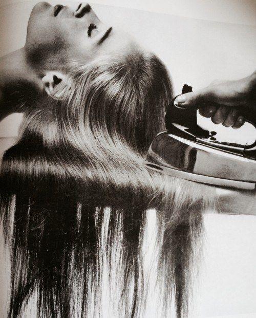 El cuidado del cabello era muy diferente. | 19 locuras que en los años 60 se consideraban aceptables:
