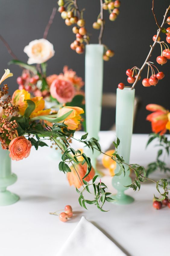 Photography : Ruth Eileen Photography | Floral Design : Winston Flowers