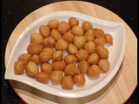ثلاثة ملايين مشاهدة أشهى وصفة لعمل عوامة لقمة القاضي لقيمات مقرمشة على أوصولها Youtube Ramadan Sweets Arabic Sweets Arabic Food
