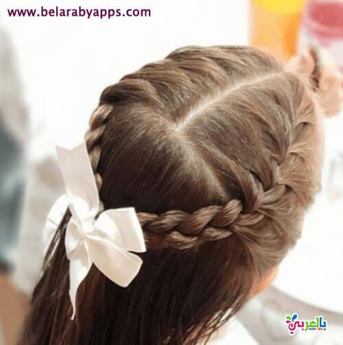 تسريحات شعر بنات جديدة للمدرسة Toddler Hairstyles Girl Daughter Hairstyles Hair Styles