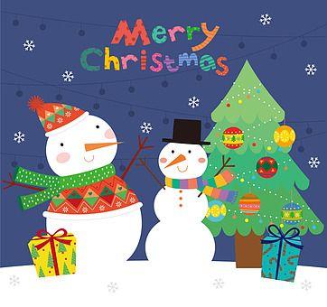 일러스트 크리스마스 겨울 플랫디자인 눈사람 크리스마스트리 나무 눈 날씨 눈결정 귀여움 사람없음 미소 크리스마스장식 선물 선물상자 오너먼트 목도리 모자 털모자 팬시 카드 우편 크리스마스 카드 크리스마스 트리 크리스마스 이미지