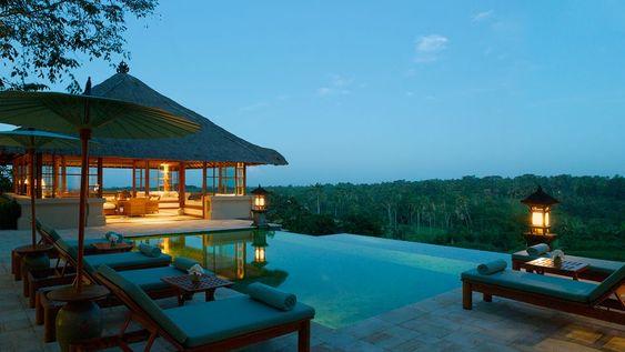 This is where I want to be ... Amandari Resort Ubud