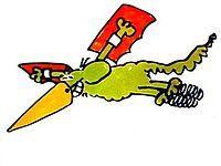 #roobirdman #roobarb #cartoon #animation #character