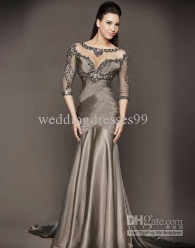 sexy evening dresses for Women Over 40 | Formal Dress for Women ...