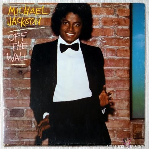 Michael Jackson Off The Wall 1979 Michael Jackson Album