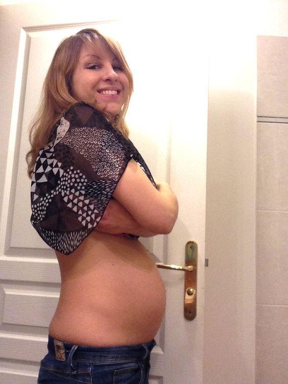 20 semaines de sonogramme enceinte