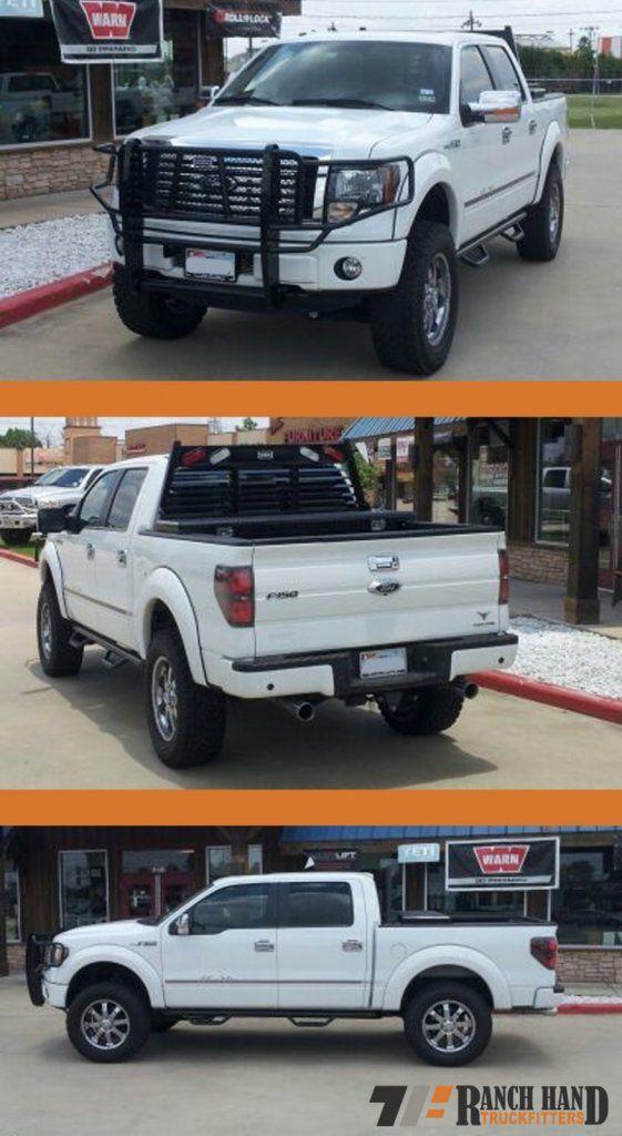 Ranch Hand Truckfitters Truck Accessories Lifted Ford Trucks Ford Trucks Cool Trucks