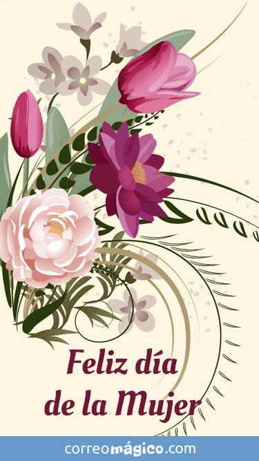 Pin En Feliz Dia De La Mujer