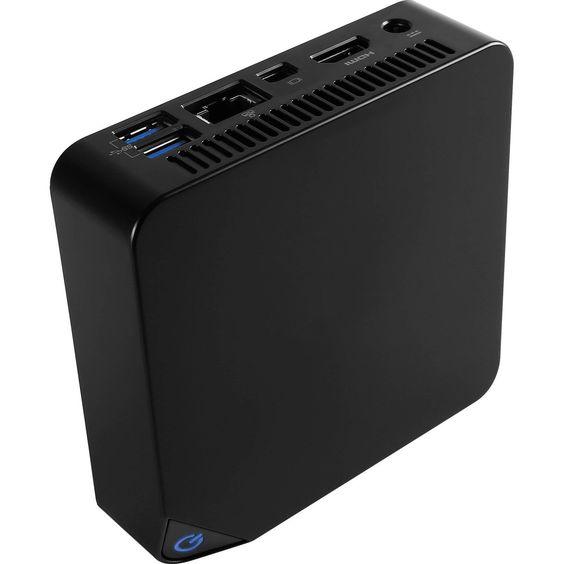 MSI Cubi Intel Pentium 3805U 1.9 GHz DDR3L WiFi 802.11ac Bluetooth Barebones PC