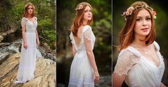 Império: Estilista fala sobre o vestido de noiva de Marina Ruy Barbosa, que custa R$ 14 mil