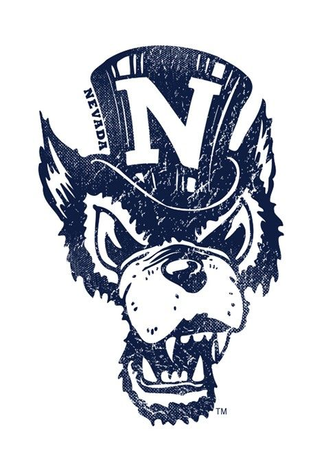 Nevada Wolf Pack Belly Button Navel Ring