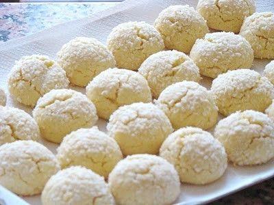 Biscotti al cocco (ricetta vegana) - Mag-Chef | magchef