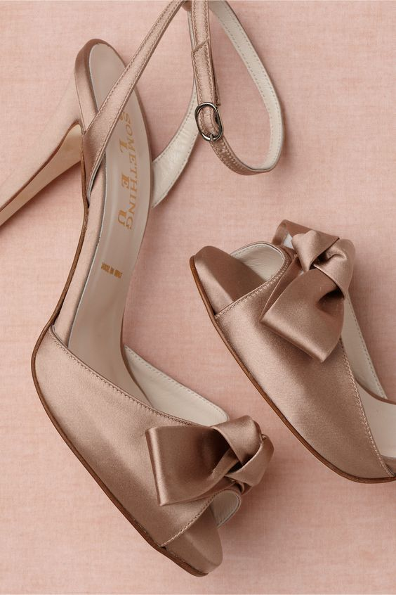 Lambent Knot Heels in Sale Shoes at BHLDN