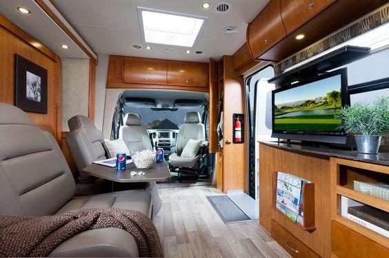 Mercedes Travel Van Unity Choose From Reclining