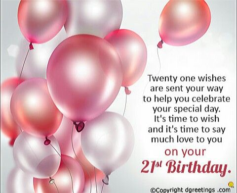 21st Birthday Happy 21st Birthday Quotes 21st Birthday Quotes Happy Birthday Daughter
