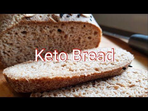 How To Make The Best Keto Bread Soft Fluffy Crispy When Toasted Updates At Description Box Youtube In 2021 Bread Soft Best Keto Bread Keto Bread
