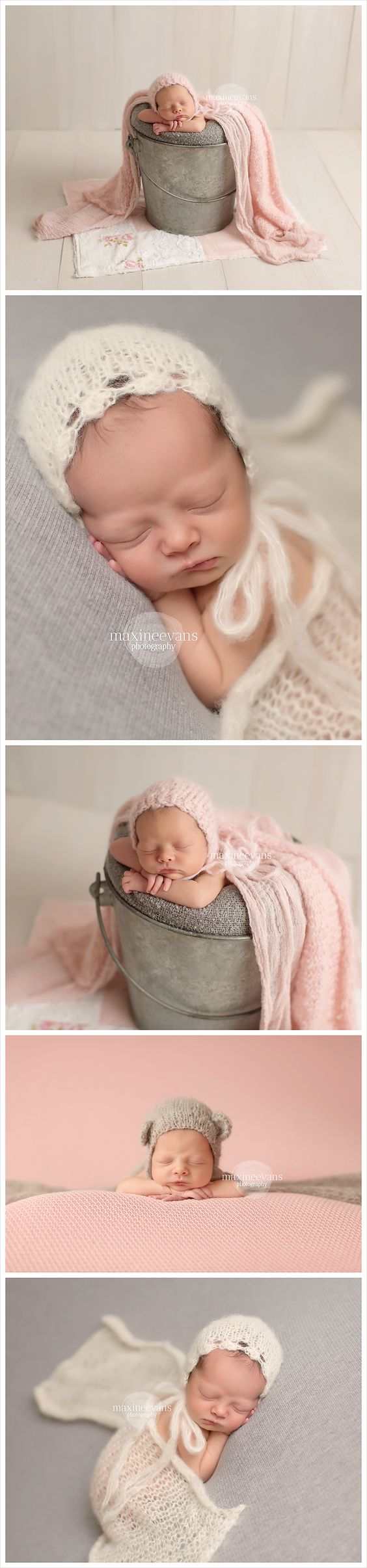 Newborn Photography Los Angeles www.maxineevansphotography.com