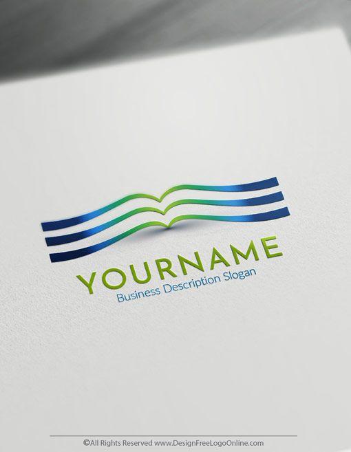 3d Fountain Pen Logo Design Maker Free Logo Maker Online With