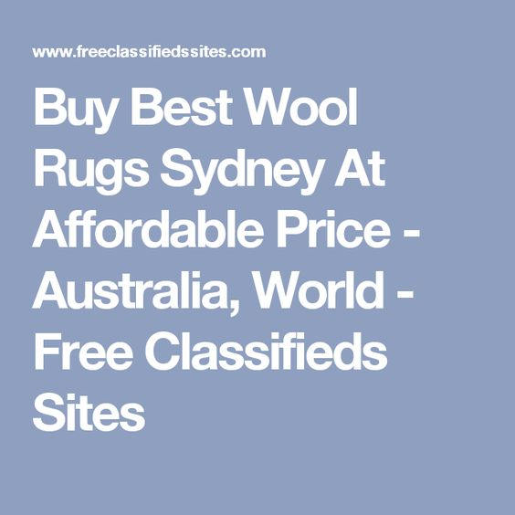We Have The Latest Design And Colour Shag Rugs Sydney At