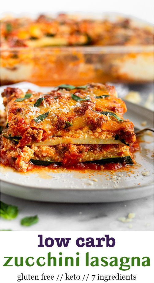 Low Carb Zucchini Lasagna With Beef Low Carb Zucchini Lasagna Low Carb Zucchini Zucchini Lasagna Recipes