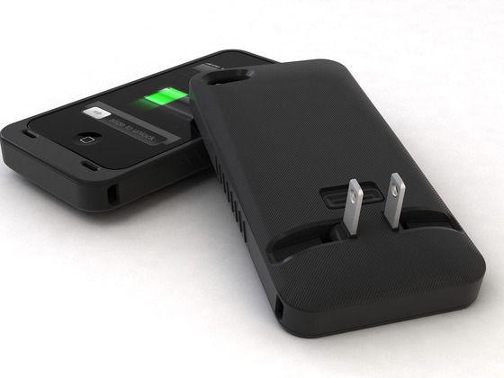 JuiceTank: The first ever iPhone CASE and CHARGER in one #kickstarter