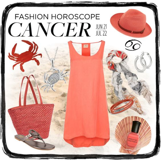 Cancer Zodiac Summer Outfit