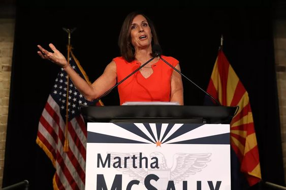 McSally Concedes to Sinema Following Recount in Arizona