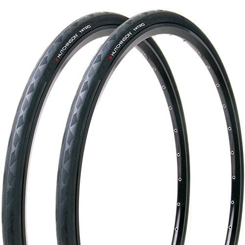 Hutchinson Nitro 2 700 X 25c Road Bike Tyres Pair In 2020 With