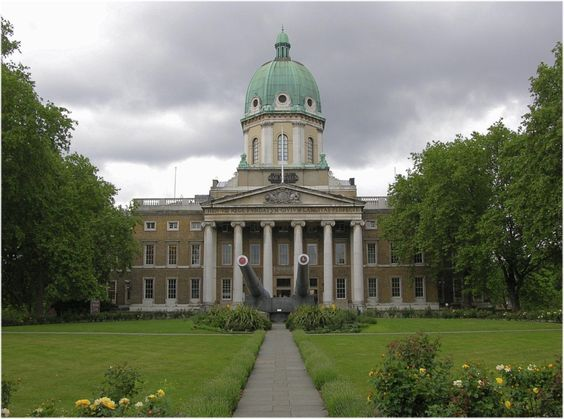 The Imperial War Museum in London, United Kingdom