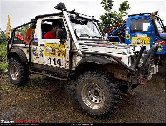 Report: The 2014 Rain Forest Challenge @ Goa-p8110506.jpg