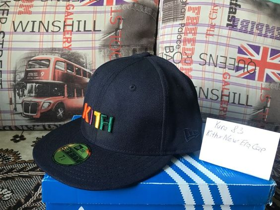 Kith X New Era Cap Clothing Shoes Accessories Men S Accessories Hats Ebay Kith New Era Cap New Era