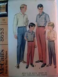 Mens/Teen Boys Pant style